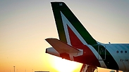צילום: Alitalia