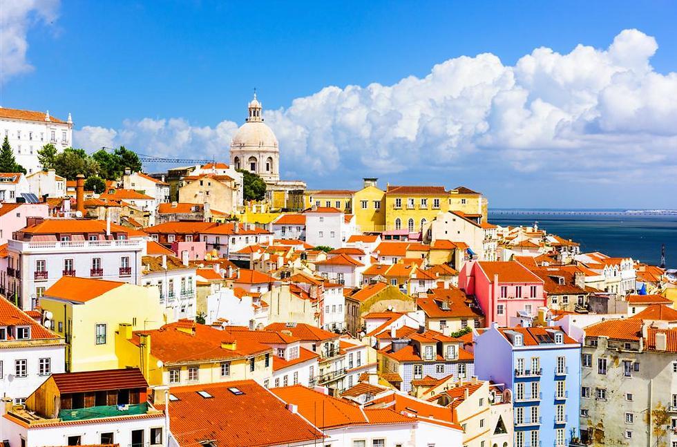 זה המקום שאתם רוצים להיות בו וזה הזמן: ליסבון (צילום: shutterstock)
