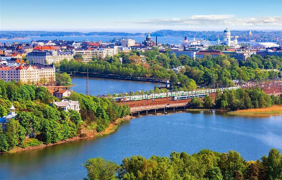 """הלסינקי, בירת פינלנד. """"אנחנו צריכים להישאר עצמאיים"""" (צילום: shutterstock)"""