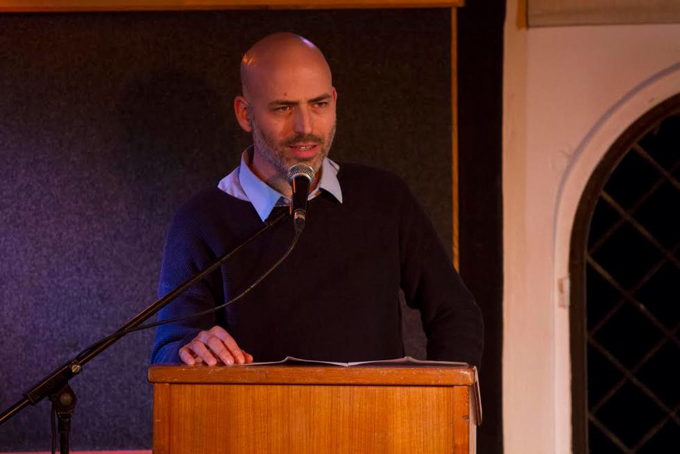 יניב איצקוביץ  (צילום: אבי סימן טוב)