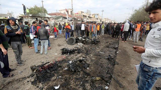 פיגוע בעיראק, ארכיון