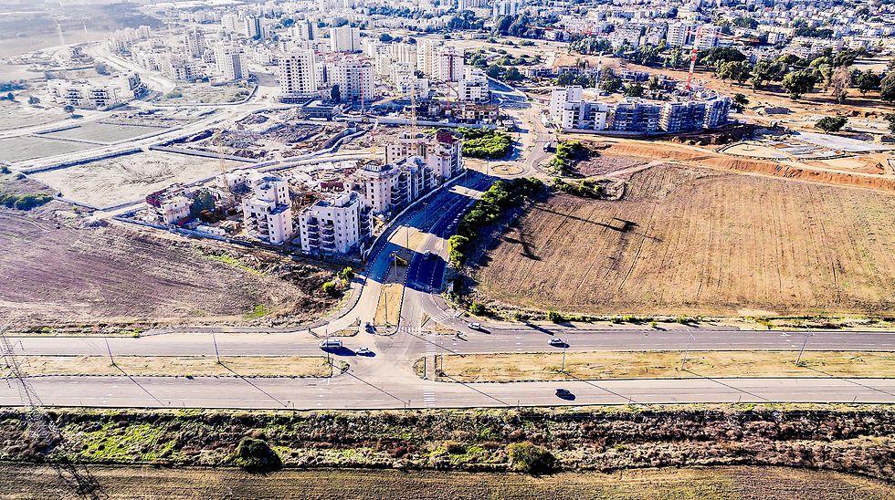 במסגרת הסכם הגג אמורה הממשלה להעביר תקציב חסר תקדים של כמיליארד שקל לשדרוג התשתיות (צילום: עיריית אשקלון)