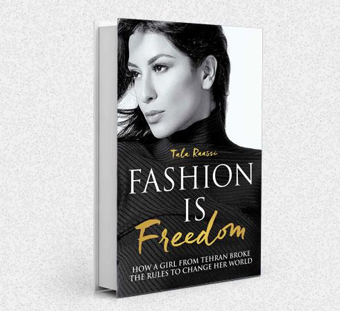 הספר Fashion is Freedom המגולל את סיפורה האישי של ראסי