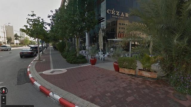 מפה? יש גוגל. פארק המדע ברחובות, גוגל סטריט וויו (צילום מסך)