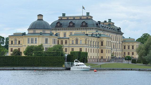 טירת דרוטנינגהולם. נבנתה במאה ה-17 (צילום: gettyimages) (צילום: gettyimages)