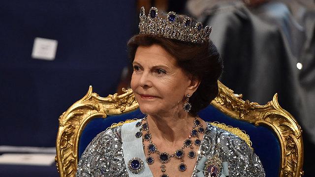 """המלכה סילביה. """"אין מה לפחד"""" (צילום: gettyimages) (צילום: gettyimages)"""