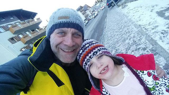"""""""קייטנת סקי משאירה לך זמן גם לעצמך"""" (צילום: דביר בנדק) (צילום: דביר בנדק)"""