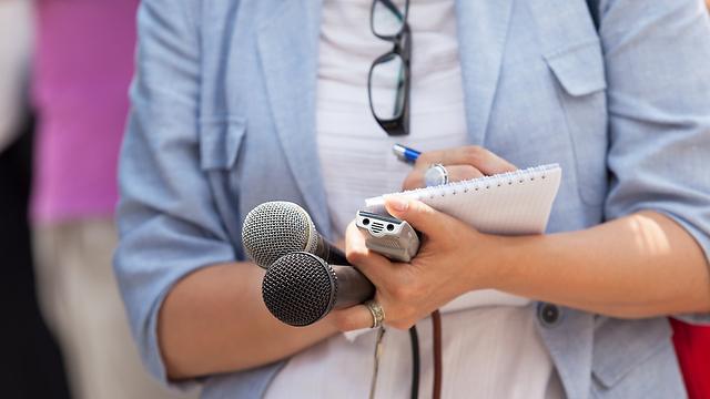 עיתונאים מסוג חדש (אילוסטרציה: Shutterstock)