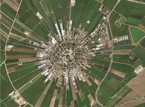 האייקון של ריכרד קאופמן: נהלל. כל מה שרציתם לדעת על המעגל - לחצו על התצלום (צילום: באדיבות מושב נהלל)