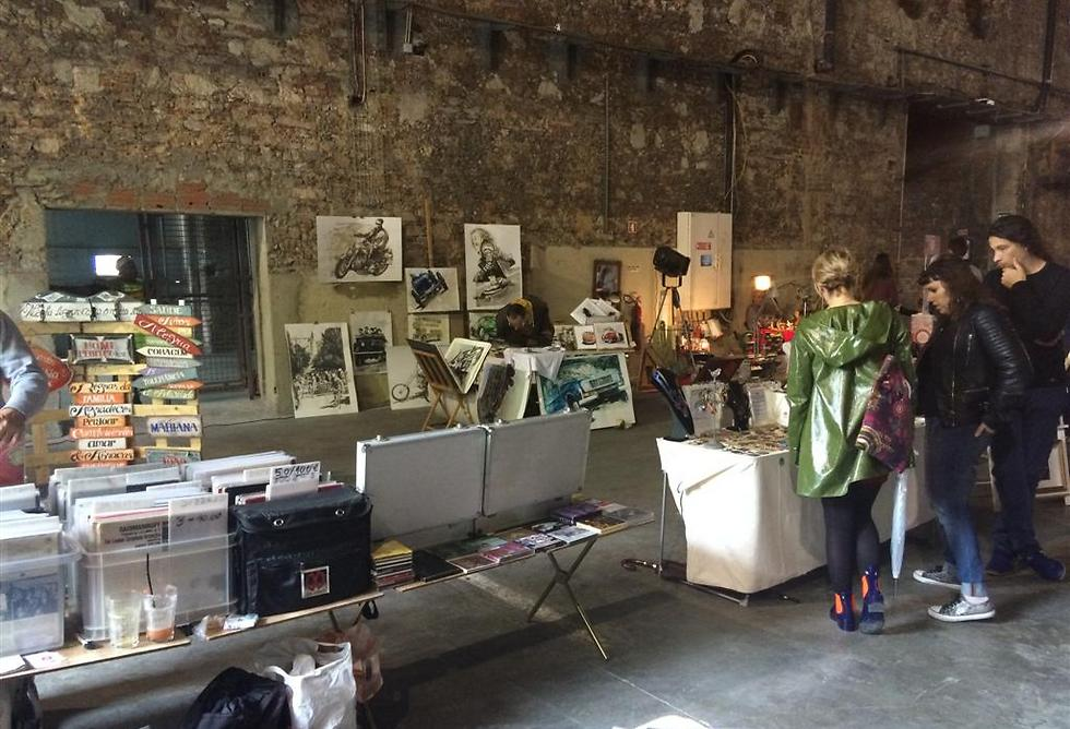 ה-מקום להיות בו בליסבון: השוק שמקדם אומנות מכל הסוגים ()