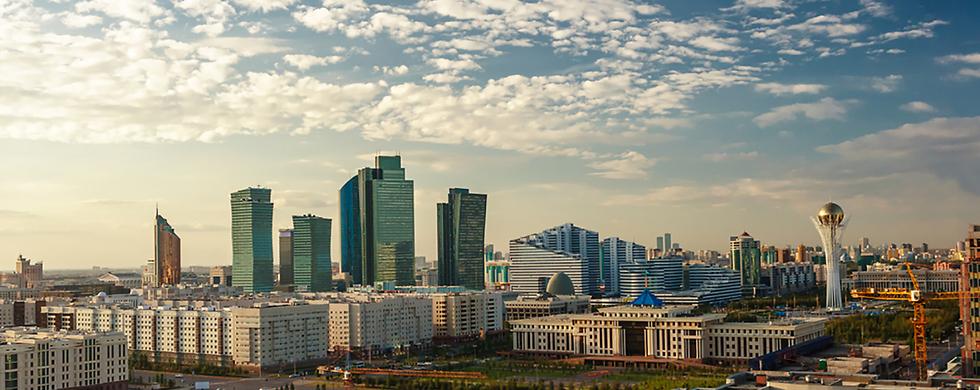 אסטנה, בירת קזחסטן (צילום: shutterstock) (צילום: shutterstock)
