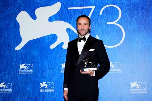 זכה בפרס אריה הכסף, השני בחשיבותו בפסטיבל ונציה. פורד (צילום: Gettyimages)