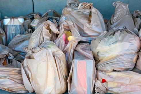 חידה: כמה שקיות יש במושב האחורי? (צילום: Shutterstock)