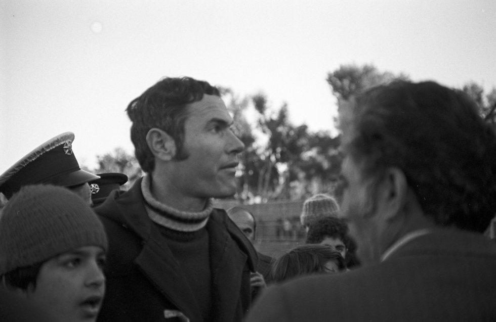 הפך גם למאמן מצליח. לבקוביץ' (צילום: דוד רובינגר) (צילום: דוד רובינגר)
