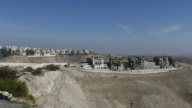 Ma'ale Adumim (Photo: AFP)