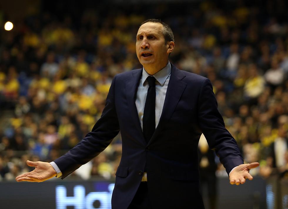 יצליח לחזור ל-NBA? בלאט (צילום: עוז מועלם) (צילום: עוז מועלם)