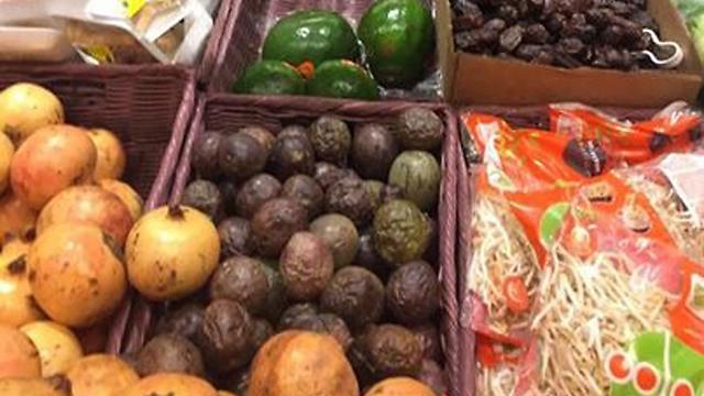 Israeli produce boycotted in Europe