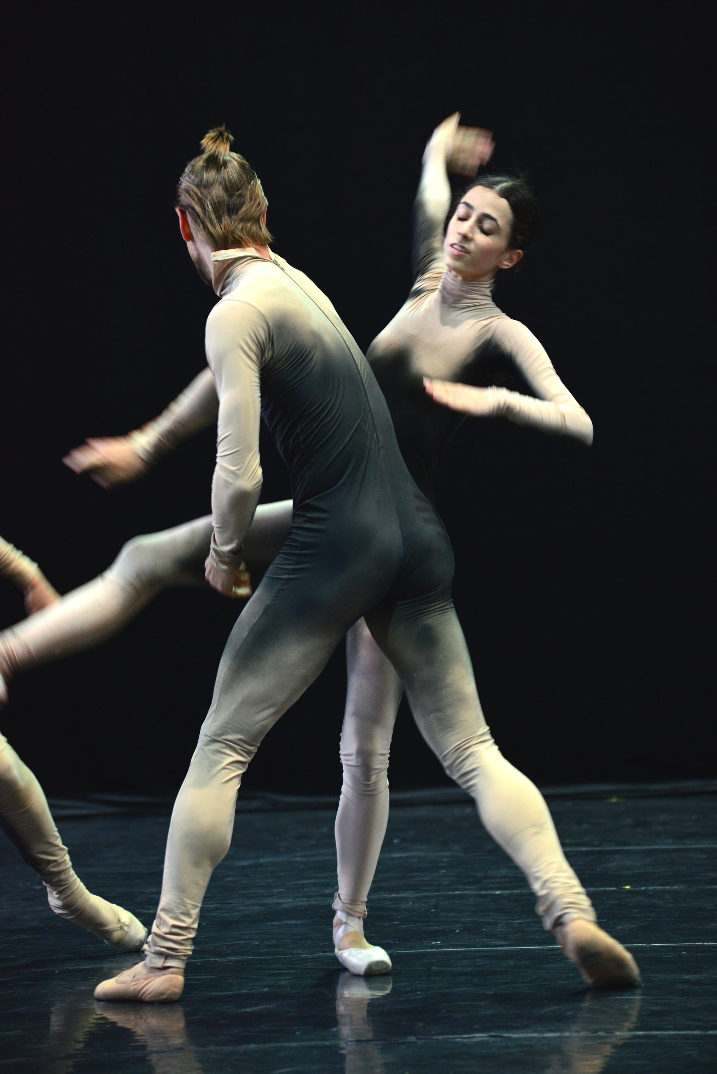 Израильский балет. На репетиции. Фото: Лена Запасская