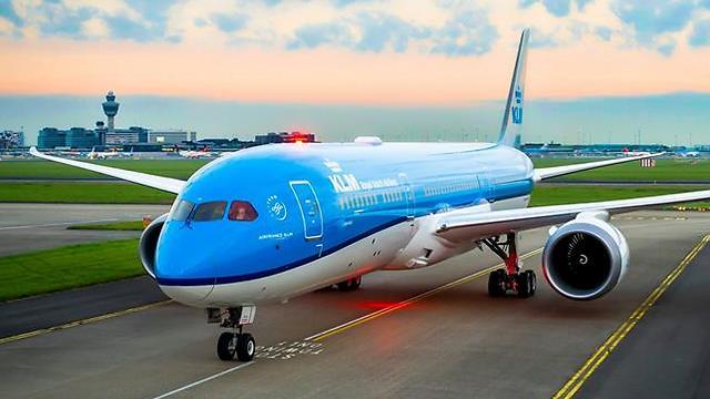 יש טיסות גם עם KLM עם קונקשן באמסטרדם (צילום: KLM) (צילום: KLM)