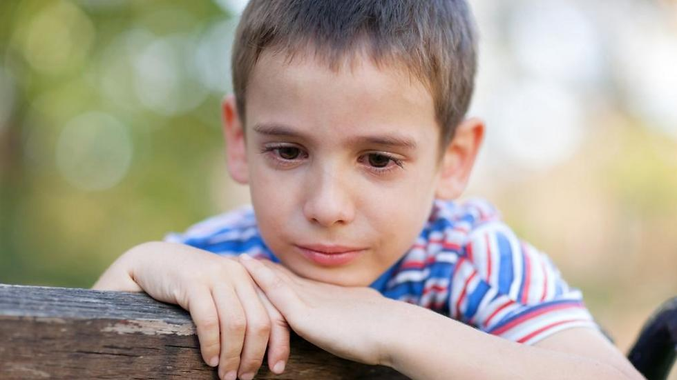 חזקו את הילד על ההסכמה לנסות (צילום: shutterstock) (צילום: shutterstock)