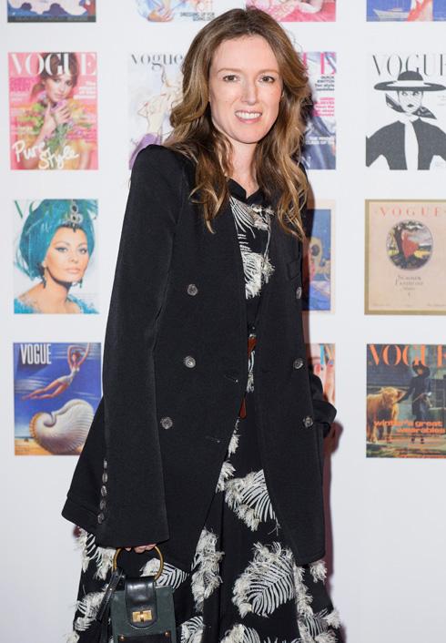 צפויה לעזוב את תפקידה כמעצבת של קלואה בתום שבוע האופנה הקרוב בפריז. קלייר ווייט קלר (צילום: Gettyimages)