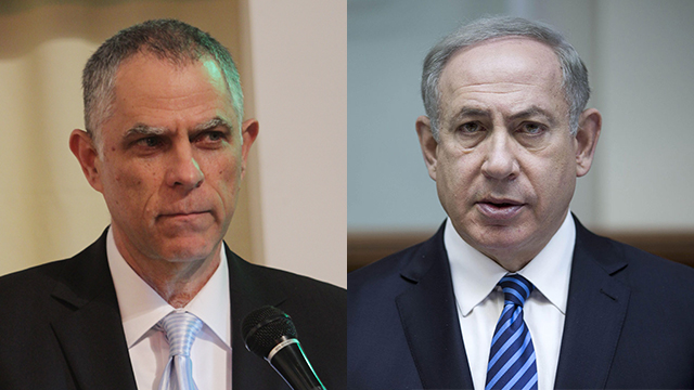 Mozes (L) and Netanyahu (Photos: Alex Kolomoisky, AFP) (Photo: Alex Kolomoisky and AFP)
