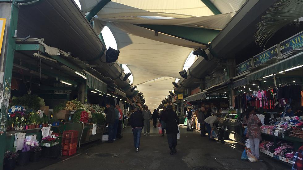 יאללה, לשוק (צילום: גיא גמזו)