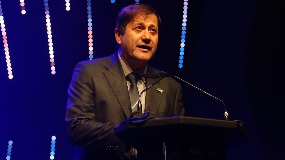 נשיא ההתאחדות אריק קפלן (צילום: התאחדות אילת) (צילום: התאחדות אילת)
