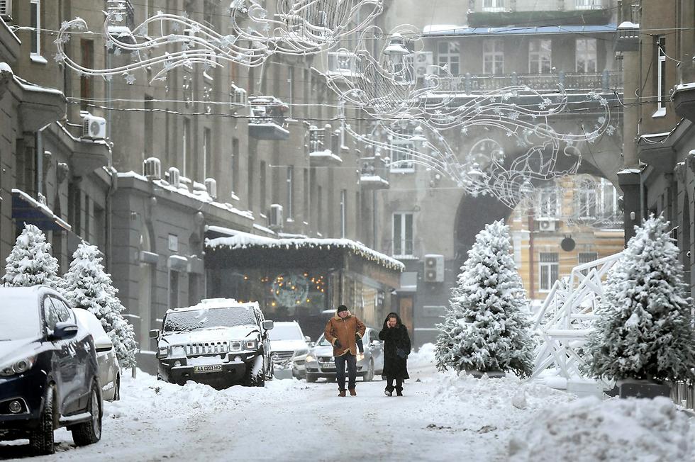 קייב, אוקראינה (צילום: EPA) (צילום: EPA)