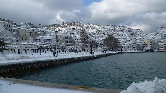 סקופלוס, יוון (צילום: MCT) (צילום: MCT)