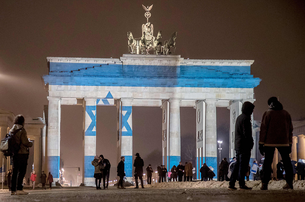 Many Israelis are fleeing to Berlin. (Photo: AFP)