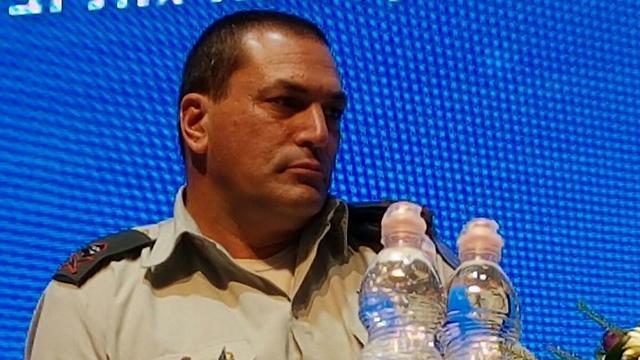 Maj. Gen. Eyal Zamir (Photo: Ido Erez) (Photo: Ido Erez)