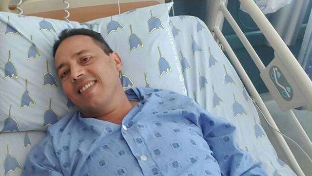 """""""כל סימפטום קירב אותי להבנה שאני חולה בסוכרת"""". איציק פתיתו ( )"""