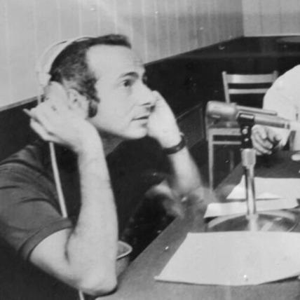 שפירא בשידור בשנות ה־80. אחוזי האזנה גבוהים