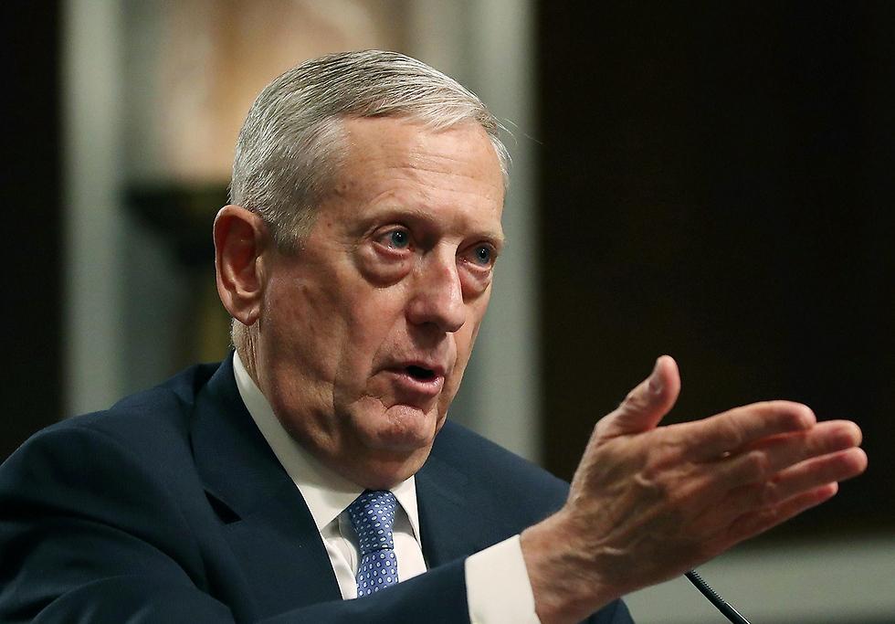 הגנרל בדימוס ג'יימס מאטיס (צילום: AFP) (צילום: AFP)