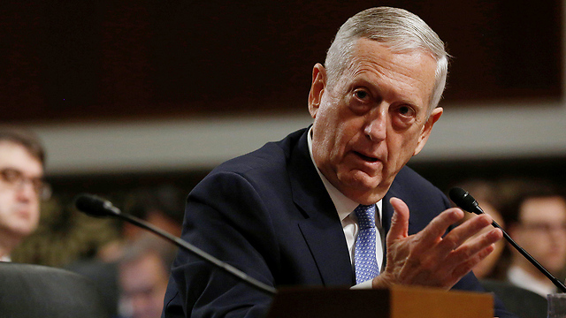 James Mattis (Photo: Reuters)