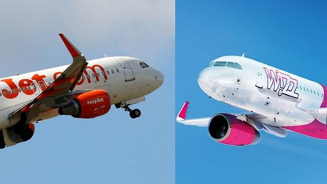 טיסות עם חברות הלואו קוסט עלולות בסוף לצאת יקרות מאוד