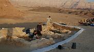 צילום: ארז בן יוסף ומשלחת חפירות תמנע של אוניברסיטת תל אביב