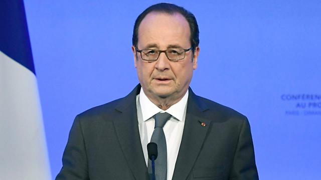 French President Francois Hollande (Photo: AFP) (Photo: Reuters)
