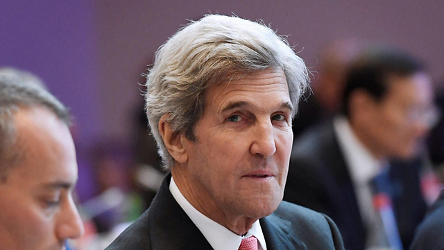 Former secretary of state John Kerry (Photo: EPA)