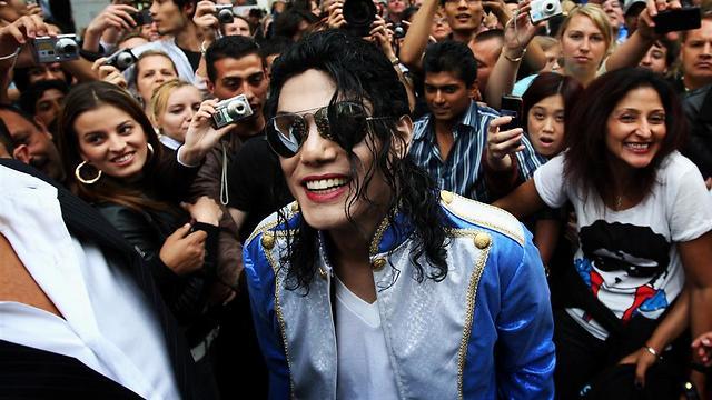 נאבי, חקיינו של מייקל ג'קסון. ליהוק עדיף? (צילום: GettyImages) (צילום: GettyImages)