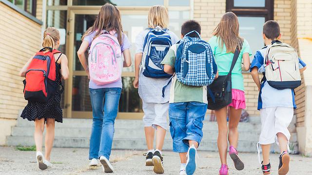 School kids (file photo)
