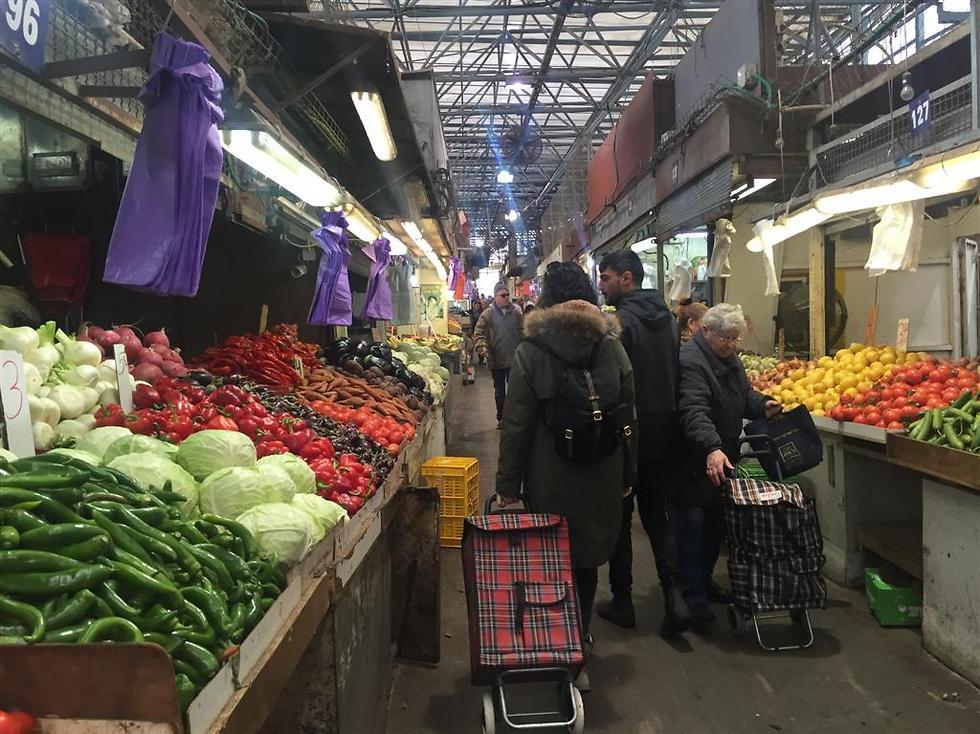 שוק נתניה (צילום: גיא גמזו) (צילום: גיא גמזו)
