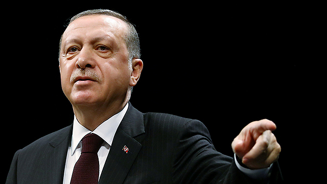 Turkish President Erdoğan (Photo: Reuters)
