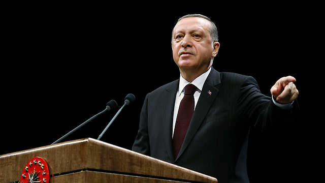 Turkish President Erdoğan (Photo: Reuters)