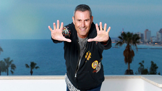 Uri Geller (Photo: Dana Koppel)