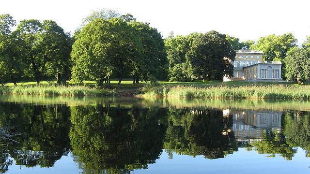 הפארק המרכזי והגדול בשטוקהולם