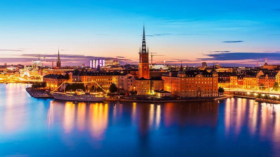 שטוקהולם ושבדיה בכלל - טיול שמתאים לכל גיל (צילום: Shutterstock)