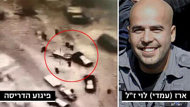 פיגוע דריסה שבו נרצח שוטר במהלך מבצע הריסת הבתים  ()