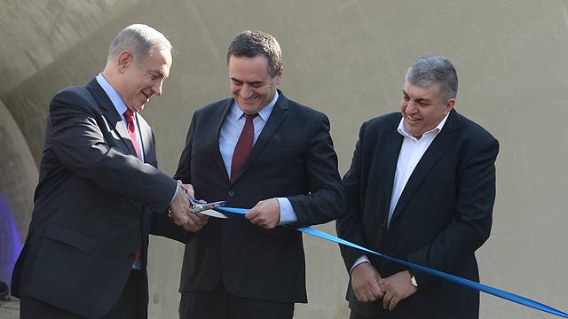 Торжественная церемония открытия. Фото: Амос Бен-Гершум, ЛААМ